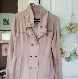Hurley Women's Jacket (light pink) XL